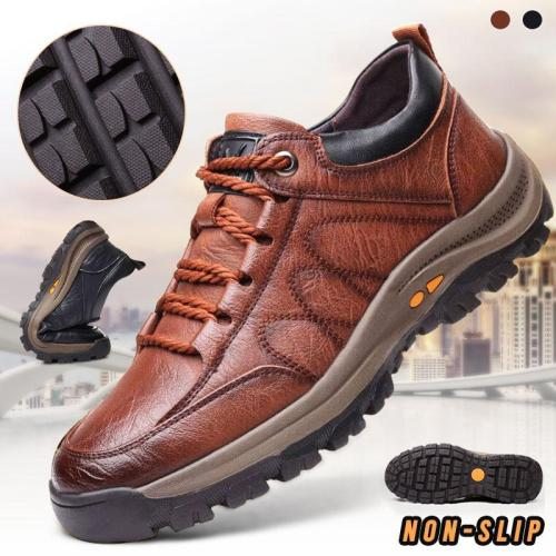Non-slip outdoor hiking shoes men's platform sports shoes tooling shoes