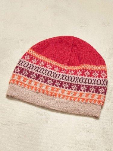 Bohemian National Wind Knit Hat