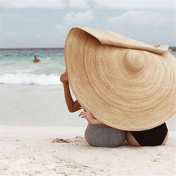 Women's Fashion Wide-brimmed Summer Beach Hat