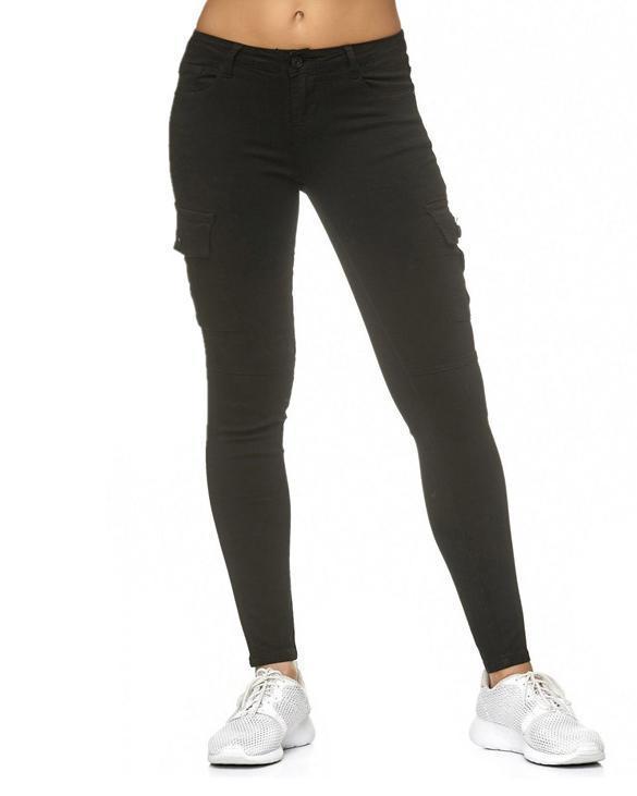 Women's Skinny Slim Tight Bottoms Jeans Pants