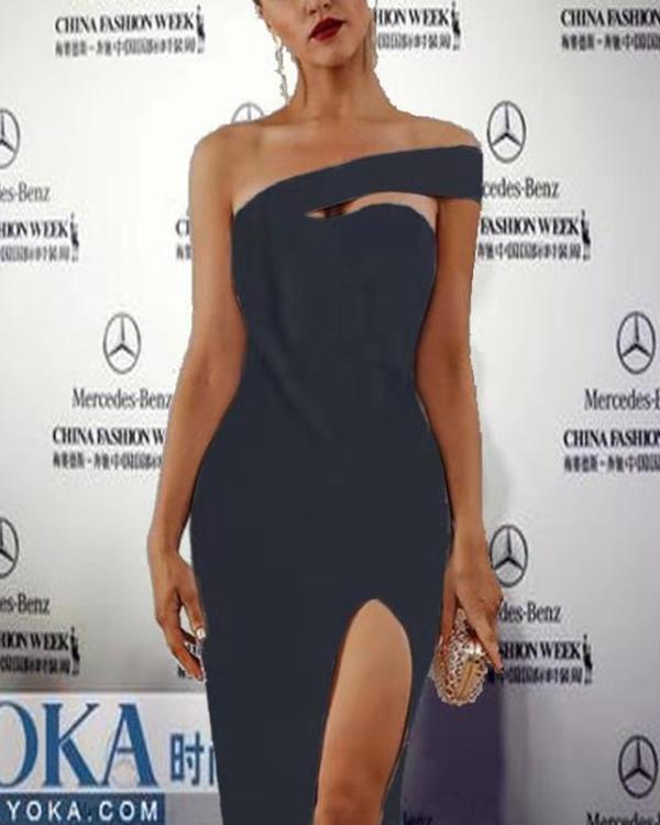 Women Sexy Evening Dress