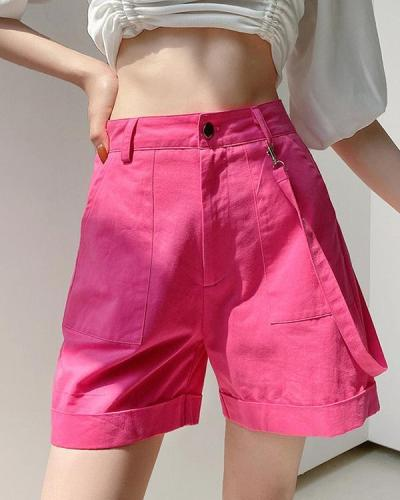 Women's Summer Casual Shorts Pants