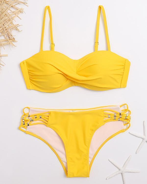 Swimsuit Fashion Braided Sexy Swimsuit