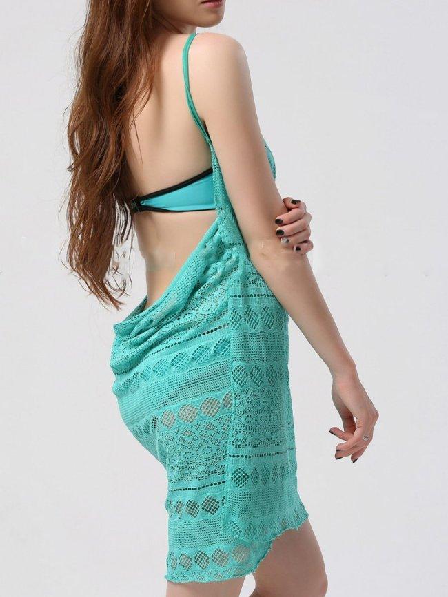 Beach Sling Lace Swimwear Cover Ups