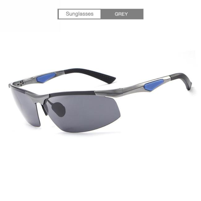 Aluminum Polarized Brand New Vintage Driver Sun Glasses With Box