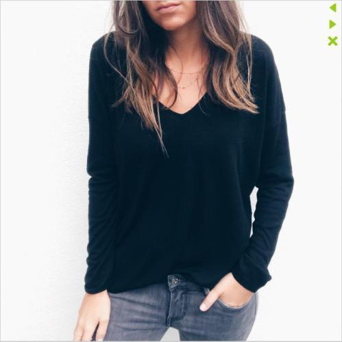 Women Sexy Long Sleeve Tank Blouses
