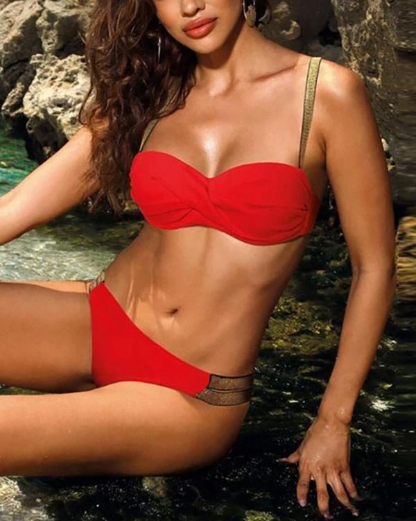 Sexy Bikinis Push-Up Swimsuit