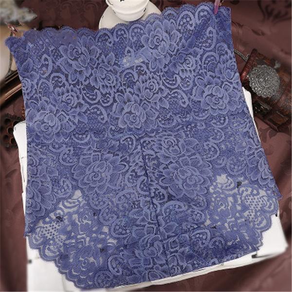 High Waist Lace Cotton Crotch Tummy Shaping Butt Lifter Panty