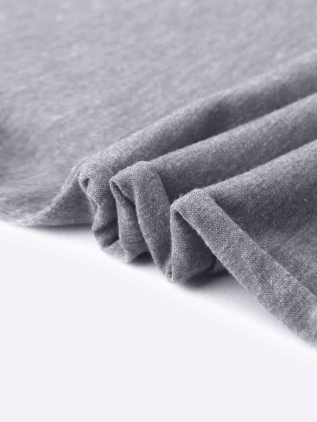 Vneck Cut Out T-shirts