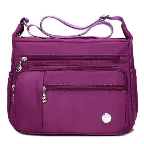 Waterproof Light Shoulder Bag Outdoor Sports Crossbody Bag