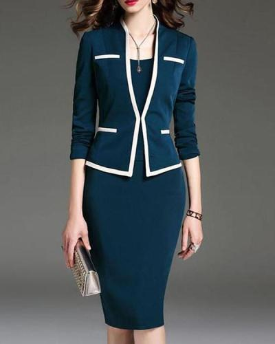 Women Suits Bodycon Dress
