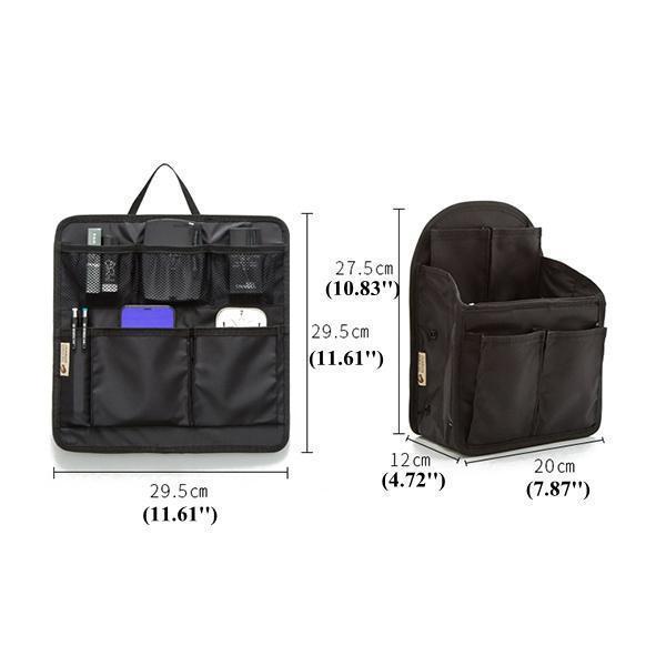 Bag in Bag Nylon Casual Capacity Storage Bag