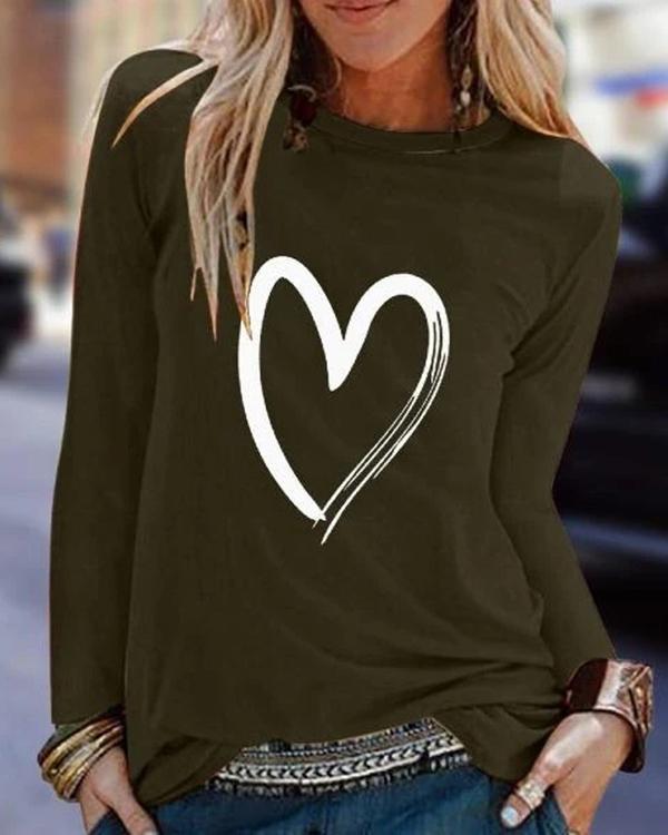 Autumn Fashion Round  Neck Women Blouse