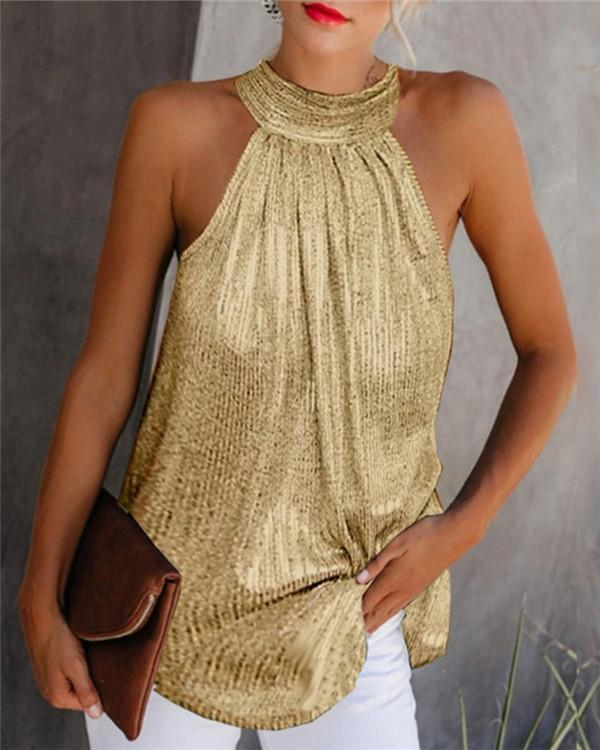 Off Shoulder Strapless Vest