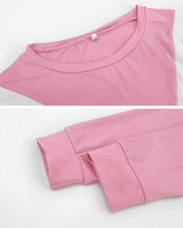 Women Tracksuit Hoodies Sweatshirt Pants Sport Sets