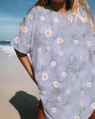 Daisy short sleeve t-shirt