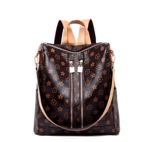 Fashion PU Leather Backpack