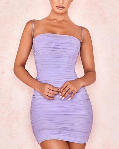 Women Summer Daily Bodycon Sexy Dress