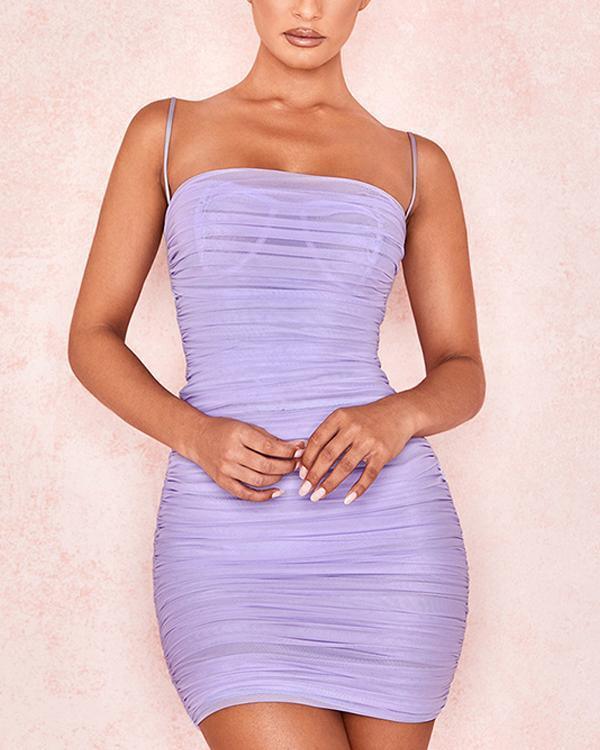 Women Summer Daily Bodycon Sexy Dress