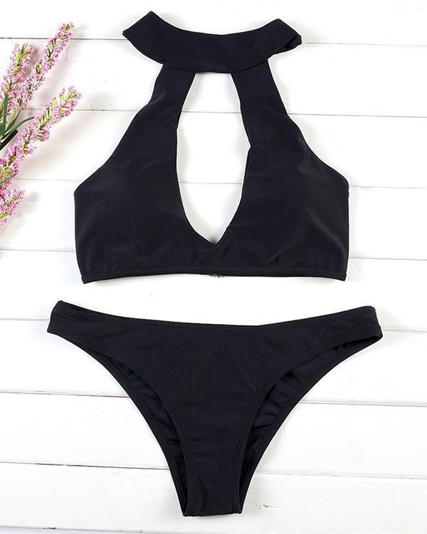 Sexy Cutout Swimsuit