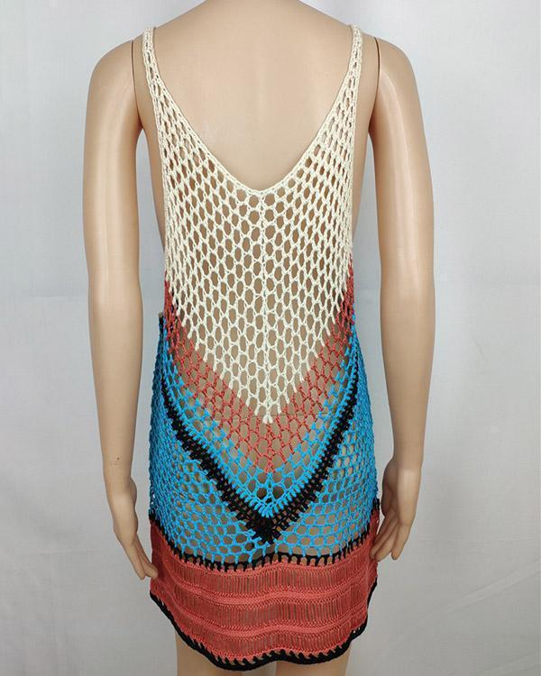Gini Swimsuit Beach Vest Sun Protection Dress