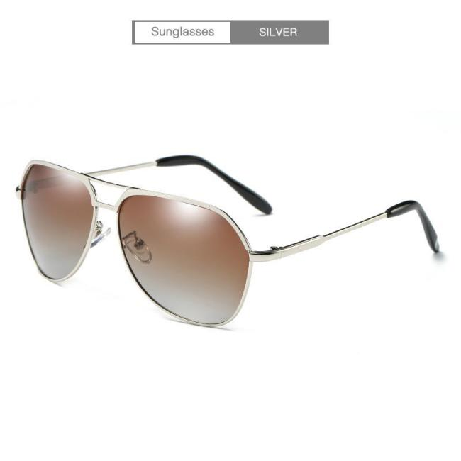 Star Polarized  Vintage Pilot Sun Glasses With Box