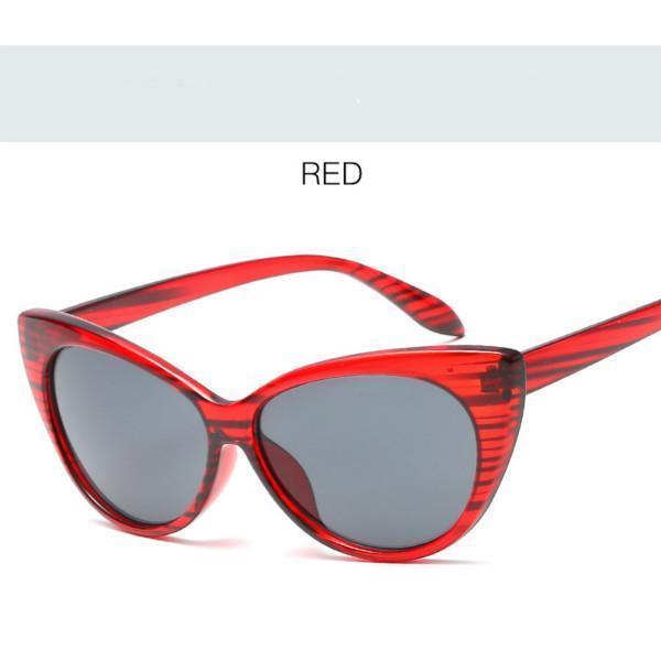 Sunglasses - Retro Cat Eye Glasses