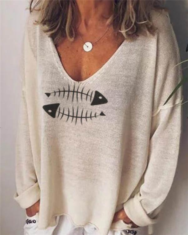 Summer Solid Women  Casual V Neck Holiday Tops