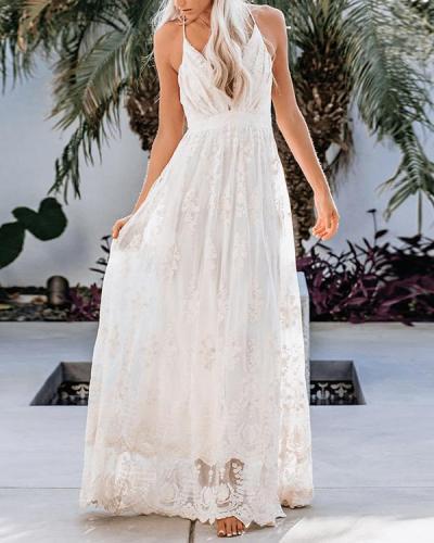 Women's Sheath Dress Sleeveless Solid Color Summer Elegant Dress