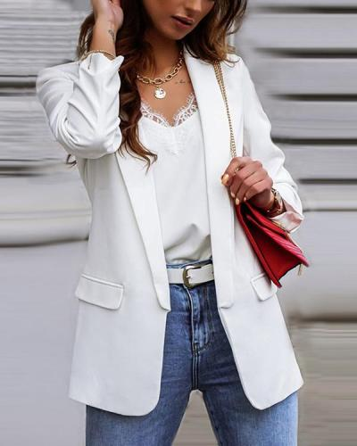 Autumn Fashion Women Blazer