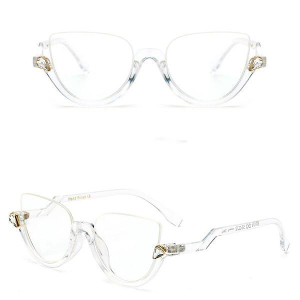 Vintage Half Frame Ladies Glasses