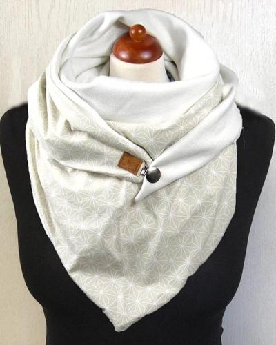 Women Printed Scarf Shawl Multi-purpose Neck Wrap New Scarf