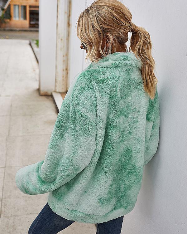 Fleece Jackets Women Autumn Winter Warm Fashion Coats