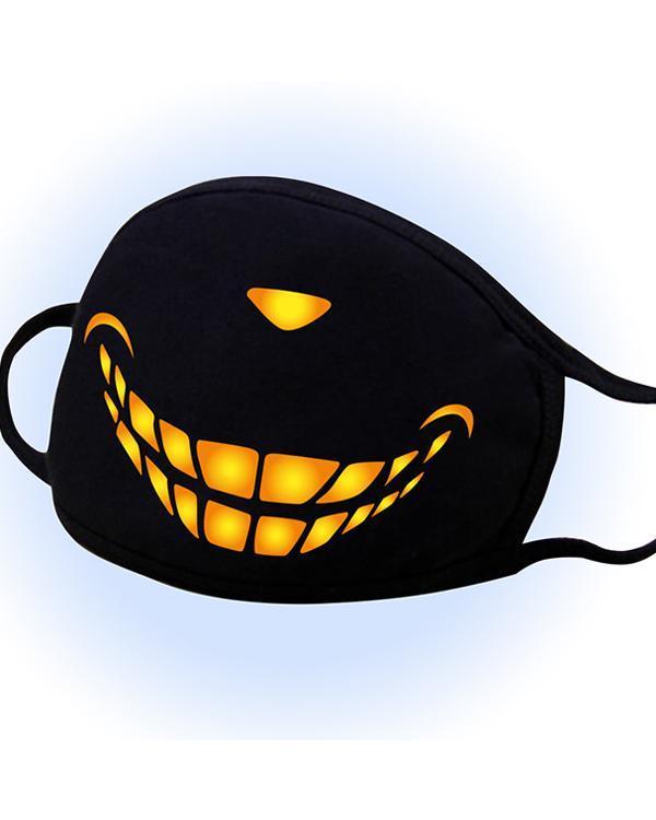 Halloween Cotton Face Mask