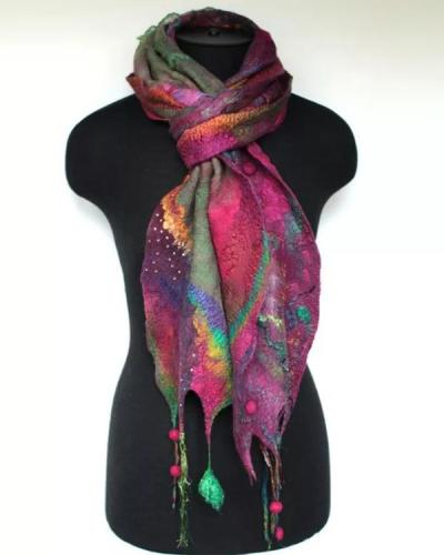 Vintage Women Fashion Winter Scarf & Shawl