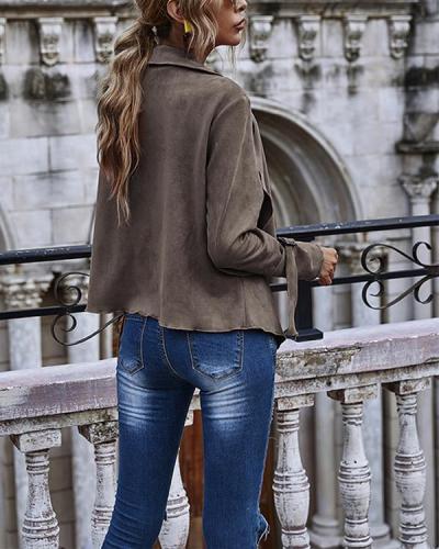 Women Fashion Fall Winter Jackets