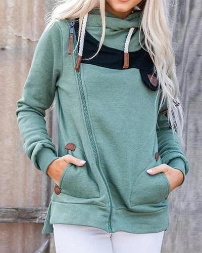 Women Long Sleeves Casual Sweatshirt