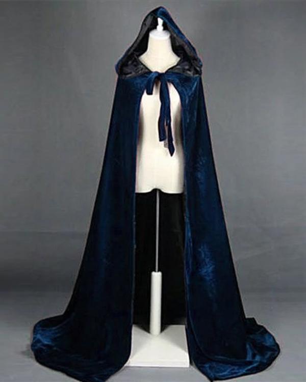 Halloween Casual Outerwear Costume Coat