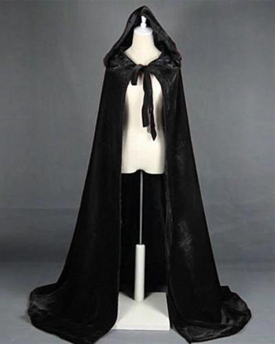 Halloween Casual Outerwear Costume Coat