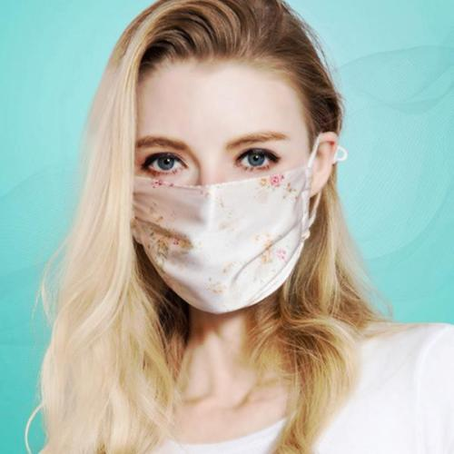 Breathable Silk Mouth Mask