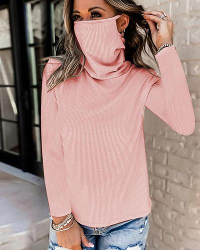Women Casual Long Sleeve Blouses