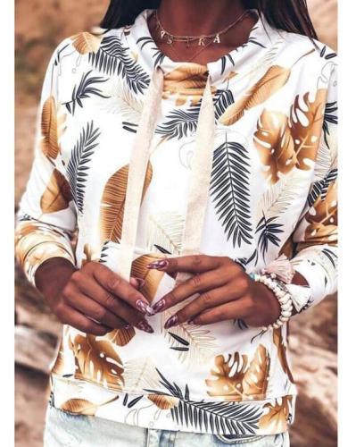 Long Sleeve Hoodie Casual Sweatshirt