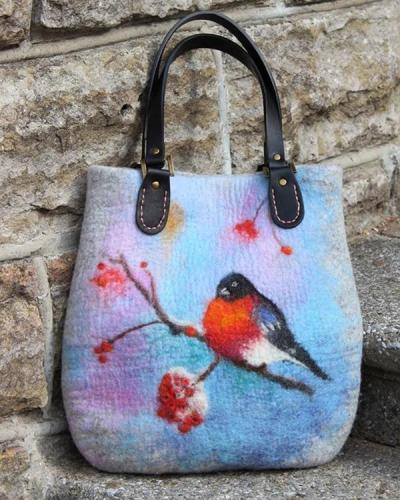 Women Colorful Lamb Bag Crossbody Bag