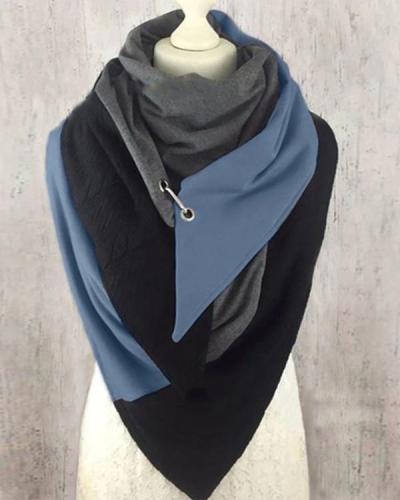 Women Printed Scarf Shawl Stylist Scarf For Winter