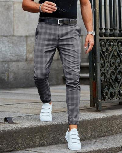 Men's Loose Thin Casual Pants