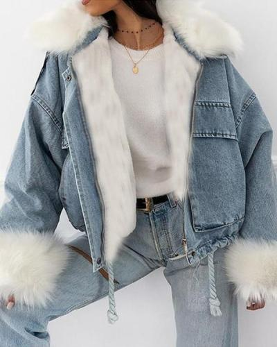 Women Winter Fashion Fur Coats