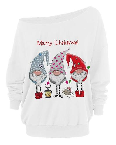 Women's Christmas Cute Blouses&Tops