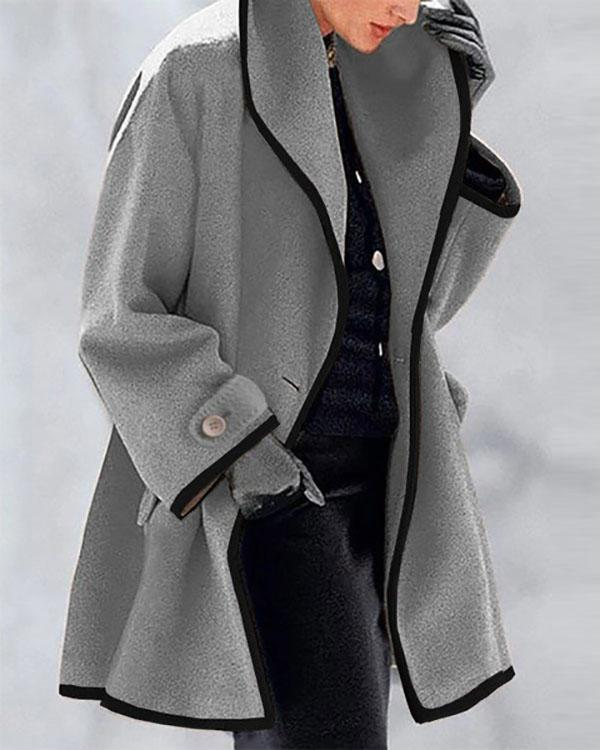 Shift Casual Long Sleeve Outerwear