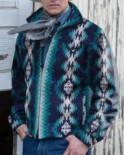 Men's Winter Fashion Vintage Jackets