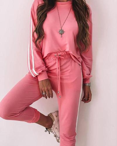 Hot Sale Casual Fashion Jogging Suits